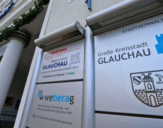 Die Weberag hat ihren Sitz im Ratshof.