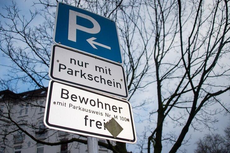 Strafe: Freiberger verlängert Anwohnerparkausweis einfach selbst