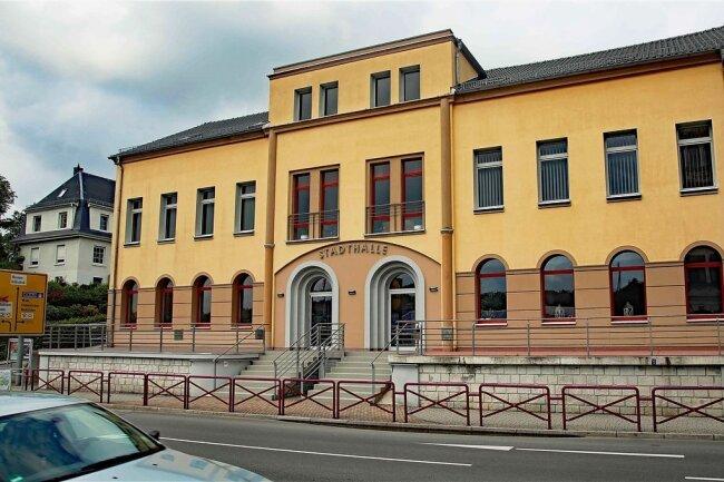 Die Stadthalle ist bei Veranstaltern ein gefragter Ort. Aber auch zahlreiche Vereine aus Werdau nutzen das Haus für Zusammenkünfte.