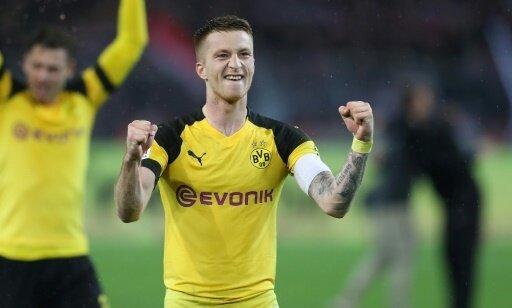 Reus mit Doppelpack im Topspiel gegen Bayern