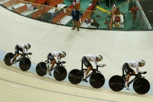 Damen-Vierer: In deutscher Rekordzeit zu Bronze