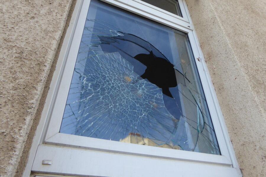 Zwickau: Scheiben von muslimischer Einrichtung eingeworfen