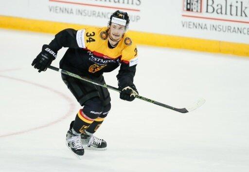 Tom Kühnhackl war der Matchwinner gegen Lettland