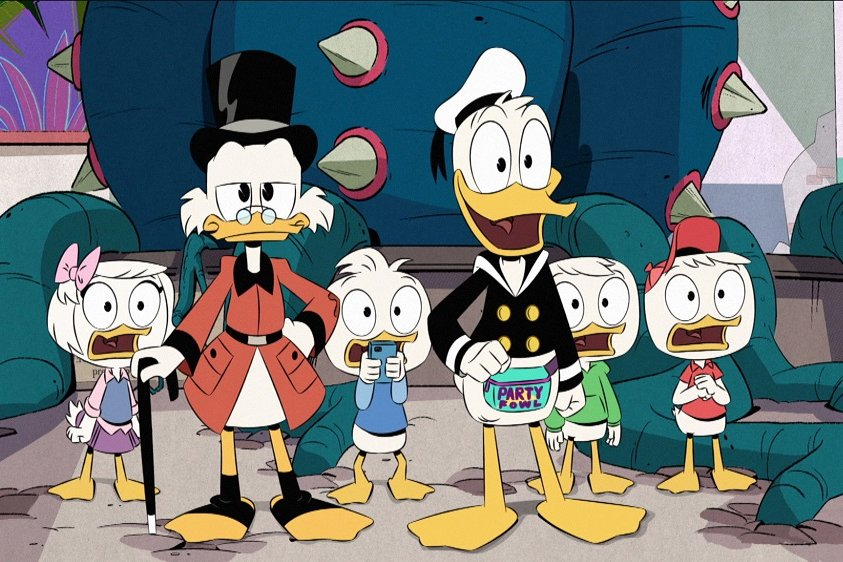 DuckTales - Staffel 2