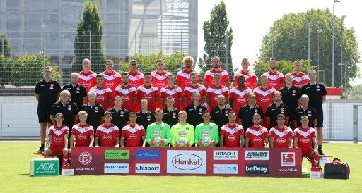 Sieg im Testspiel: Fortuna Düsseldorf gewinnt 2:0