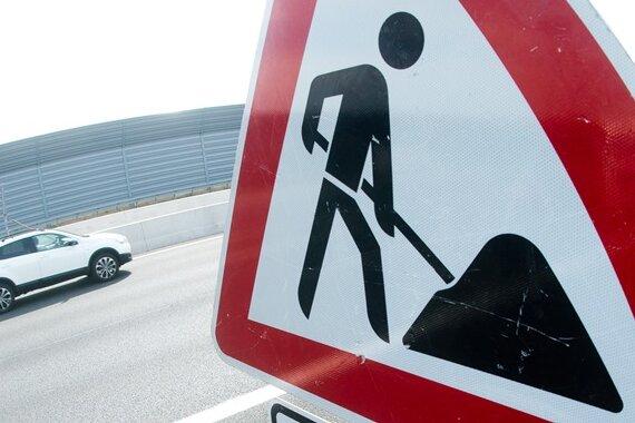 Straßenbau wird fortgesetzt