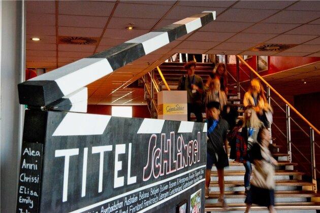 Beim Filmfestival Schlingel in Chemnitz sind in diesem Jahr über 200 Filme zu sehen.