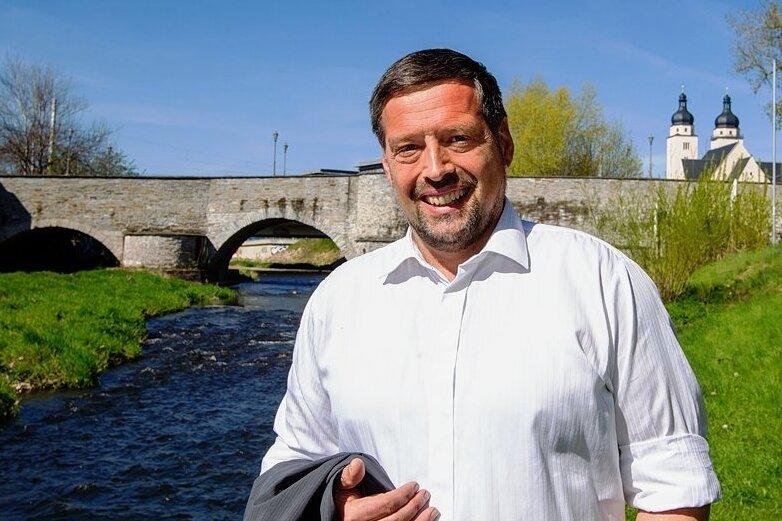 Ingo Eckardt tritt zum zweiten Wahlgang am 4. Juli nicht noch einmal an.