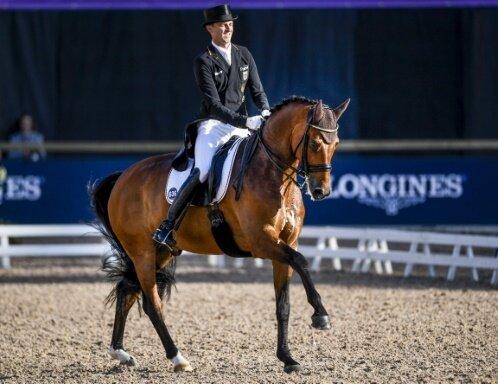 Großartiger Grand Prix: Rothenberger und Cosmo