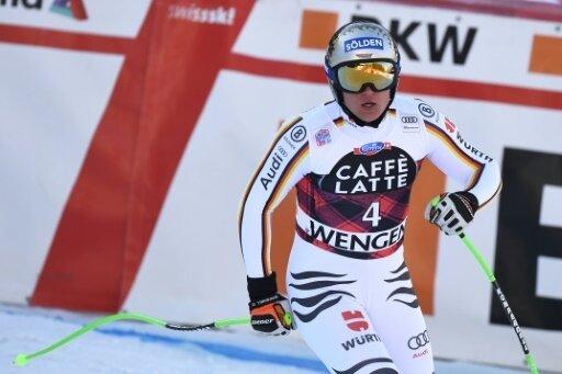 Thomas Dreßen schloss das Rennen als Fünfter ab