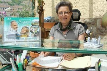 Bei Annette Ebert im Niederwiesaer Reisebüro wird wieder gebucht.
