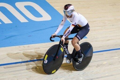 Miriam Welte (Foto) gewinnt mit Emma Hinze Bronze