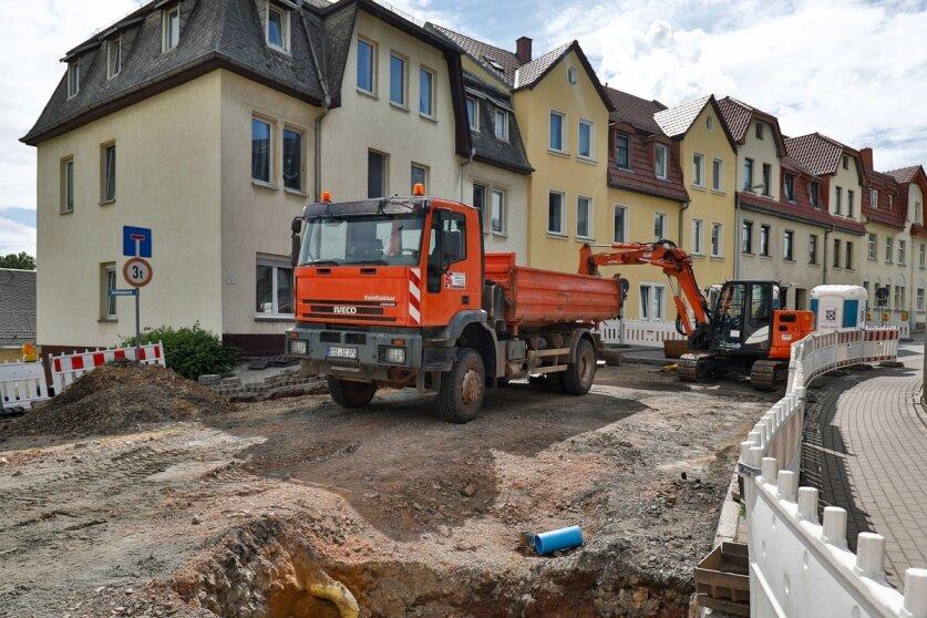 Starkregen verursacht Schaden für 45.000 Euro