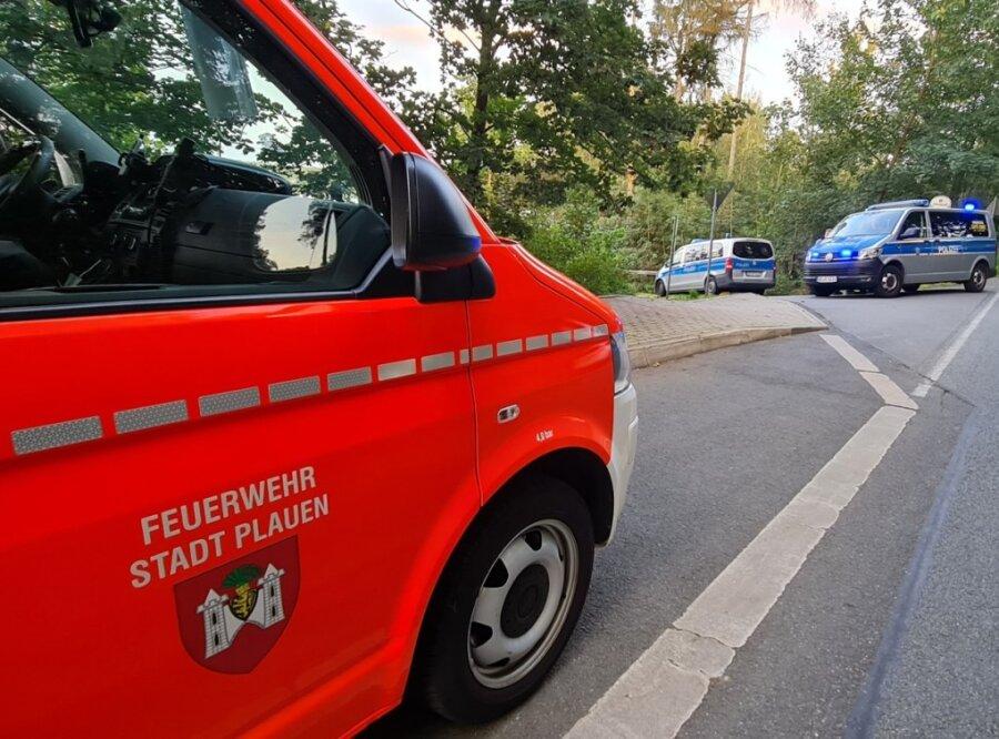 Getötete Frau in Plauen: Ehemann in Psychiatrie eingewiesen