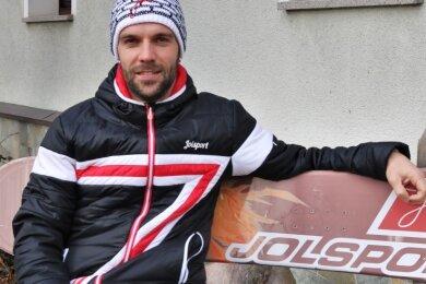 Neue Ziele: Thomas Schröder vom TSV Falkenau will 2021 in der Schweiz und in Österreich starten. In den vergangenen Monaten saß er wegen Corona und eines Rippenbruchs aber mehr auf der Bank, als ihm lieb war.
