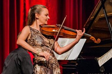 Kammermusik auf Weltklasse-Niveau: Pauline Sachse & Peter Bruns in Bad Elster! (27.02.)