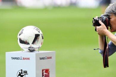 Der Spielbetrieb der 3. Liga ruht vorerst für zwei Spieltage.