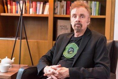 T. C. Boyle ist bekannt für seine mitunter schrägen Geschichten.
