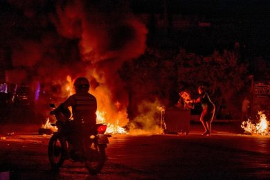 In der 500.000-Einwohner-Stadt Macapa in Brasilien kennt man bereits Stromausfälle, die andauern (Foto aus dem Vorjahr). Für Deutschland prognostizieren Experten erste Plünderungen, sobald klar wird, dass das Ende eines großflächigen Stromausfalls nicht absehbar wäre.