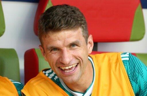 Thomas Müller will mit dem DFB-Team wieder begeistern