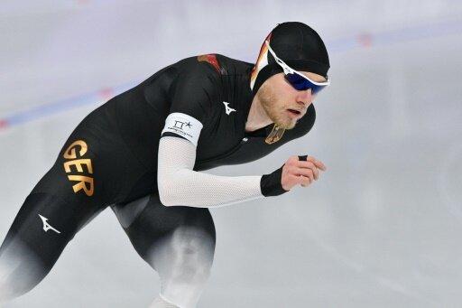 Patrick Beckert gewinnt in Inzell seinen 18. DM-Titel