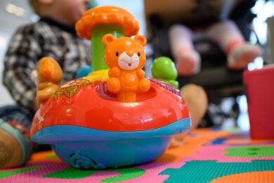 Die Schließungsanordnung für Sachsens Babyfachmärkte ist nicht rechtens.