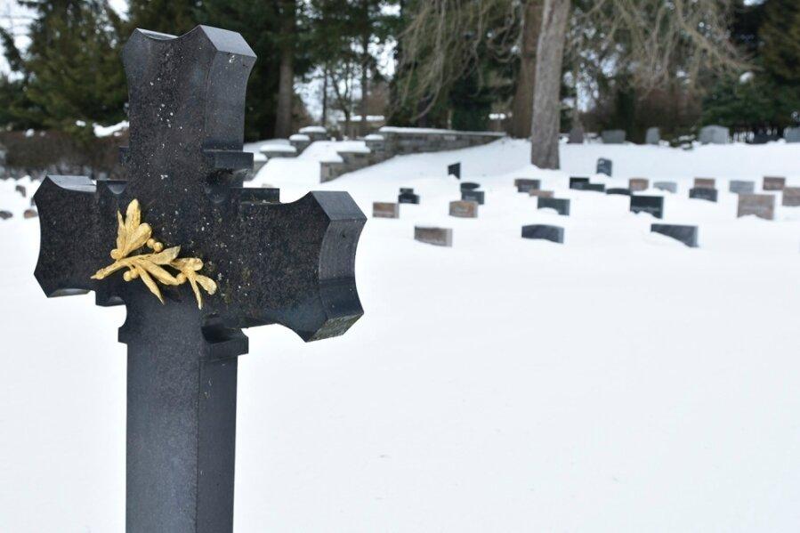 Der Friedhof Schöneck ist einer von 23 im Bereich der neu gebildeten Großpfarrei St. Jakobus.