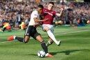 Liga-Niederlage für Manchester United