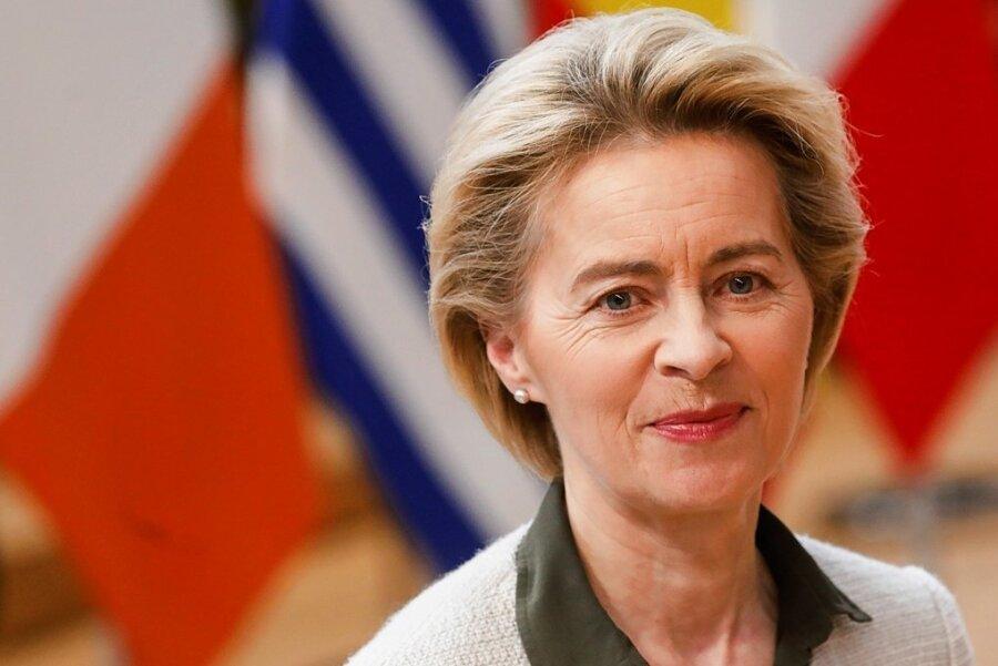 Ursula von der Leyen - EU-Kommissionspräsidentin