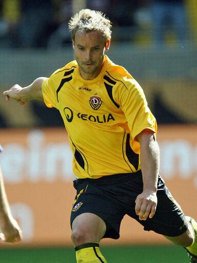 Rene Trehkopf hat bei Dynamo Dresden wohl keine Zukunft mehr