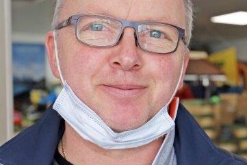 """Axel Eilenberger vom """"Rucksachse"""" sieht das Angebot positiv."""