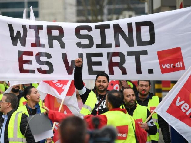 Die Gewerkschaft pocht auf Nachverhandlungen.