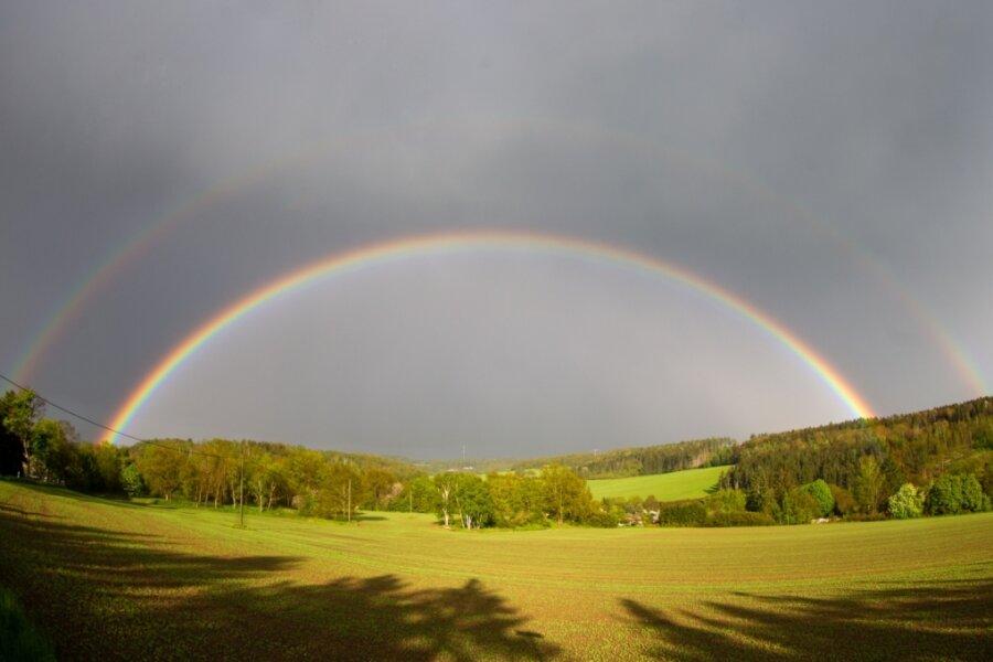 Mai 2021 gilt als Monat des Regenbogens