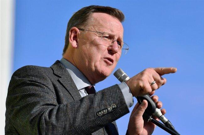 Bodo Ramelow (Linke) ist als Ministerpräsident in Thüringen ungeheuer populär. 62 Prozent sind mit ihm zufrieden. Selbst seine Schwächen rücken in den Hintergrund.