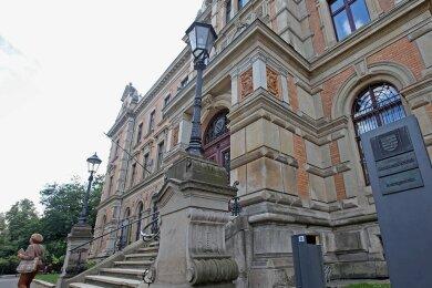 Im Zwickauer Amtsgericht wurde der Fall von Tierquälerei verhandelt.