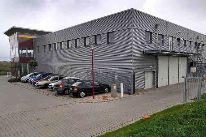 Die bisherige Gellertstadt-Firmenzentrale wird neuer Firmensitz von Groschupf.