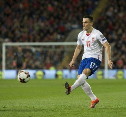 Kostic verliert mit seiner Mannschaft gegen Chile