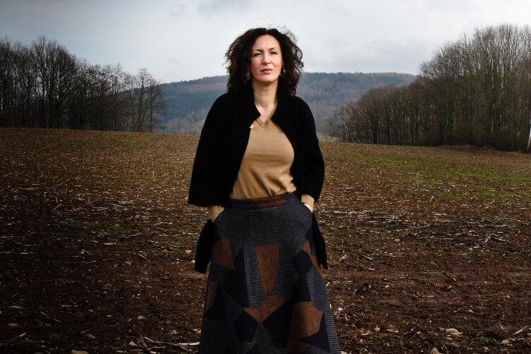 Anja Schumann hat ein neues Album heraus gebracht.