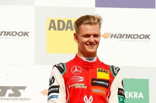 Mick Schumacher holt zum dritten Mal in Folge die Pole