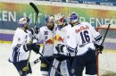Red Bull München startet in die Champions Hockey League
