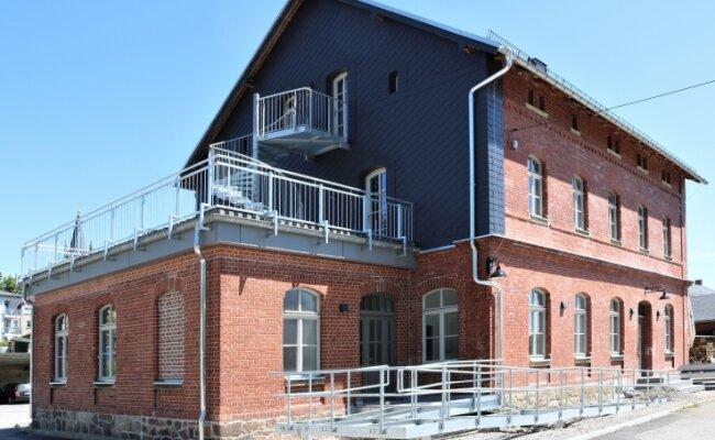 Mit Hilfe eines Bewirtschaftungskonzeptes soll der Alte Bahnhof in Eppendorf belebt werden.