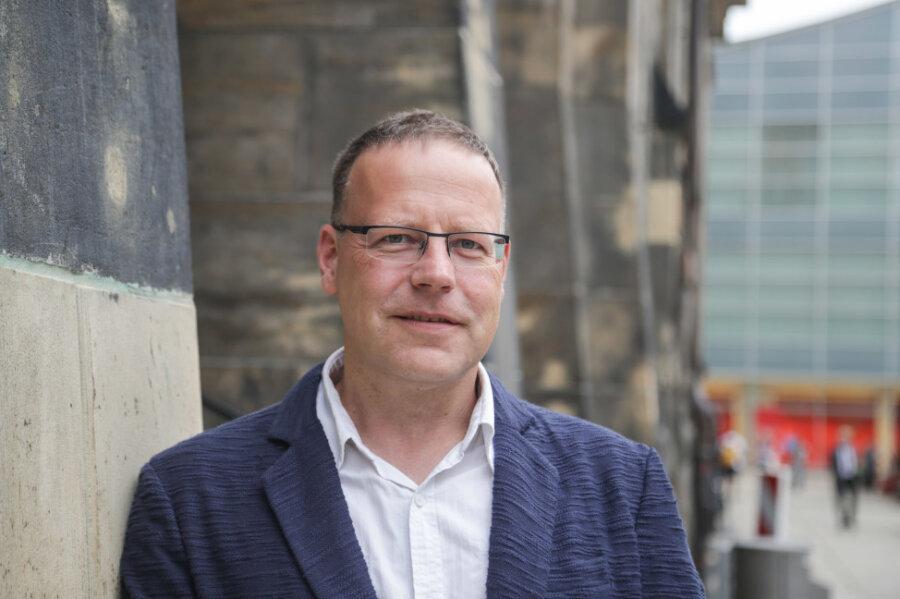 Lars Kuppi (AfD), Stadtrat in Chemnitz.