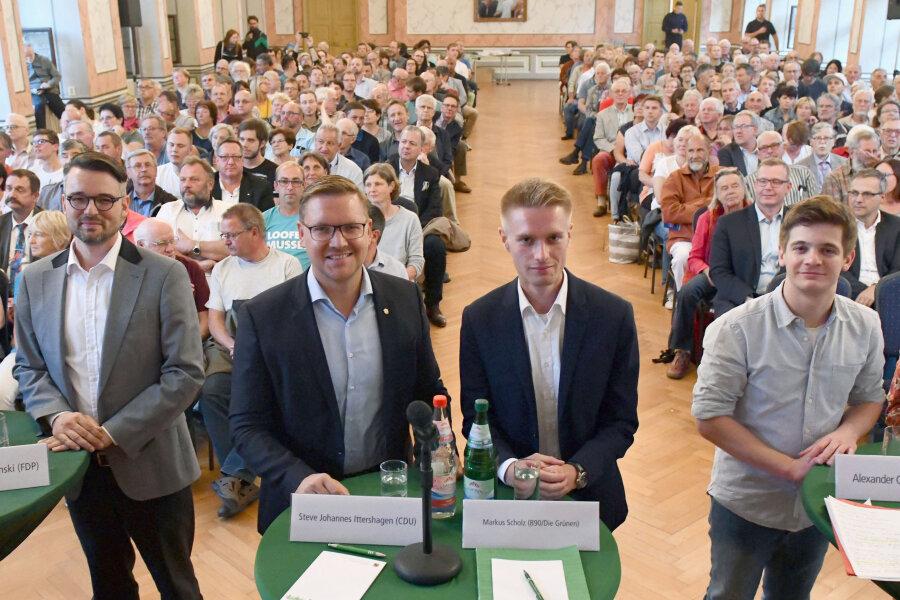 Landtagswahlforum stößt auf großes Interesse