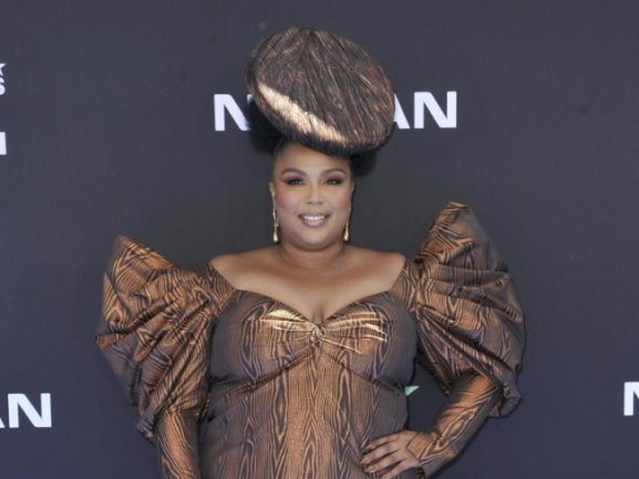Rapperin Lizzo bei BET Awards im Microsoft Theater in Los Angeles.