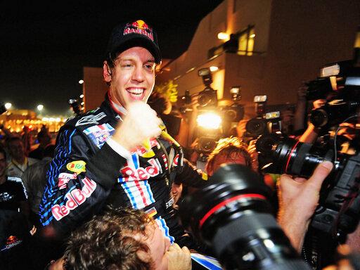 Sebastian Vettel ist zum Formel-1-Fahrer des Jahres gekürt worden