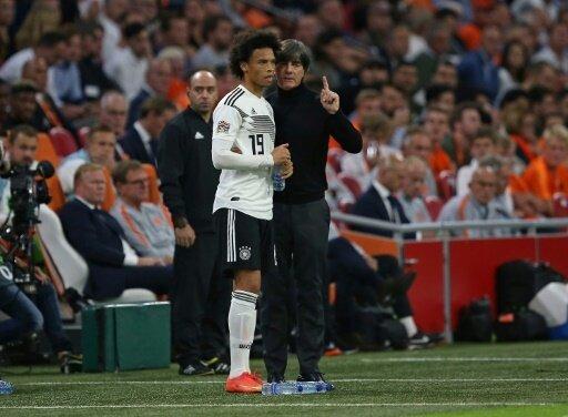 Trotz Niederlage zeigte die DFB-Elf eine gute Leistung