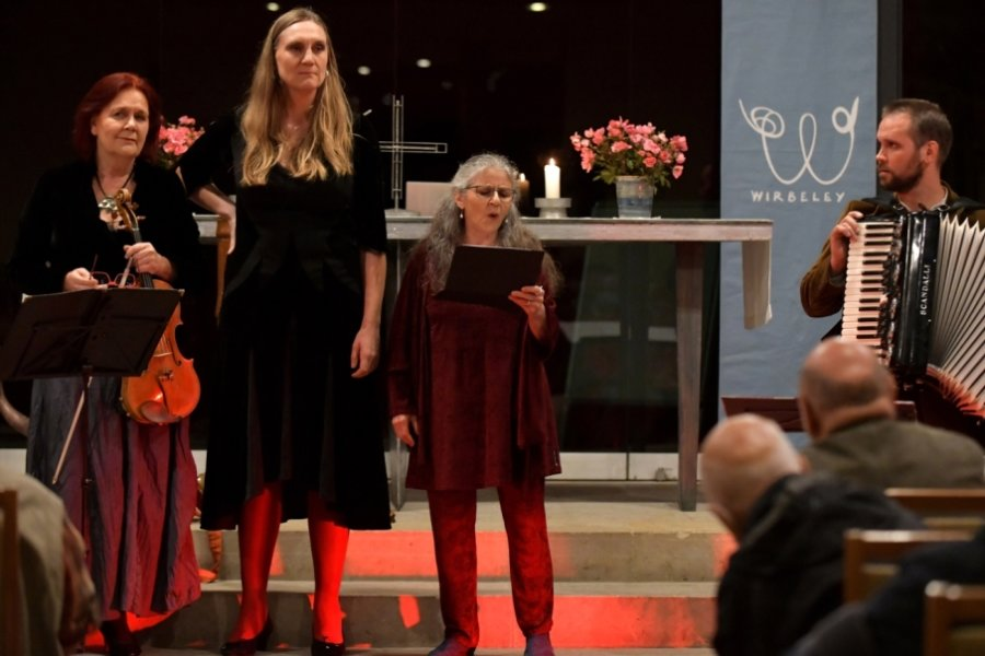Jüdische Musik erklingt in der Petrikirche