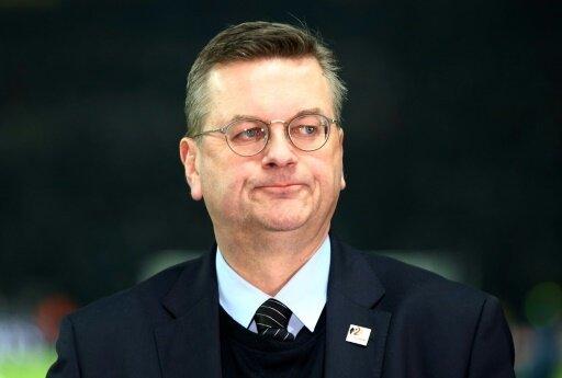 Grindel äußert sich zu einem möglichen Abstieg des HSV