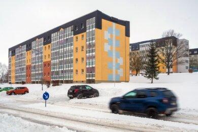 Im Marienberger Wohngebiet Mühlberg haben die Stadtwerke 2018 bereits einen kompletten Block altersgerecht umbauen lassen. In den nächsten Jahren sollen weitere Investitionen in den Wohnungsbestand erfolgen. Das hat aber auch Konsequenzen für viele Mieter.