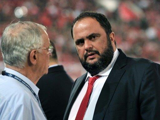 Rundumschlag von Olympiakos-Präsident Marinakis